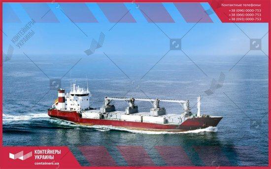 Правила крепления ипогрузки морских контейнеров