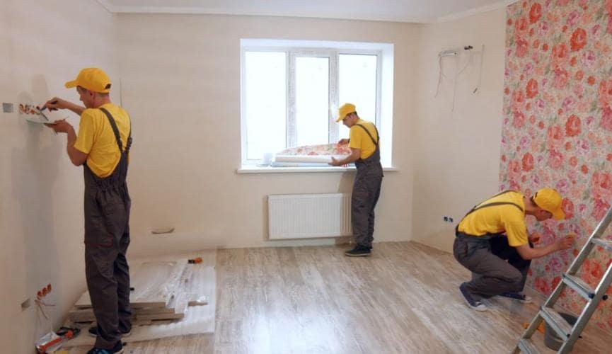 З чого почати ремонт в квартирі з чорновою обробкою
