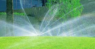 Садовые разбрызгиватели воды