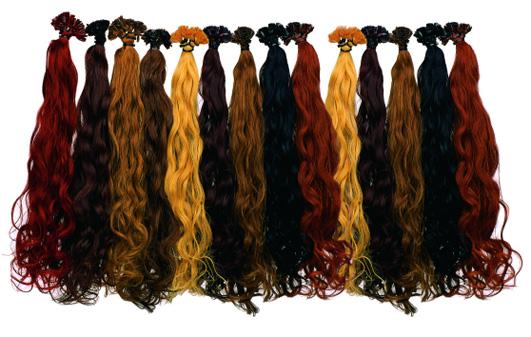 Наращивание волнистых волос: советы по выбору технологии