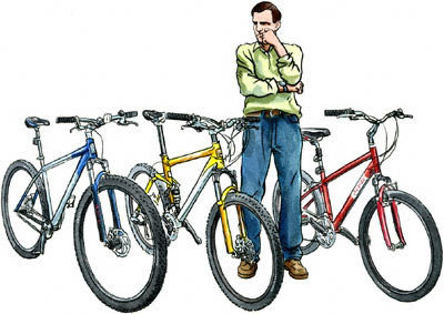 Преимущества подростковых спортивных велосипедов