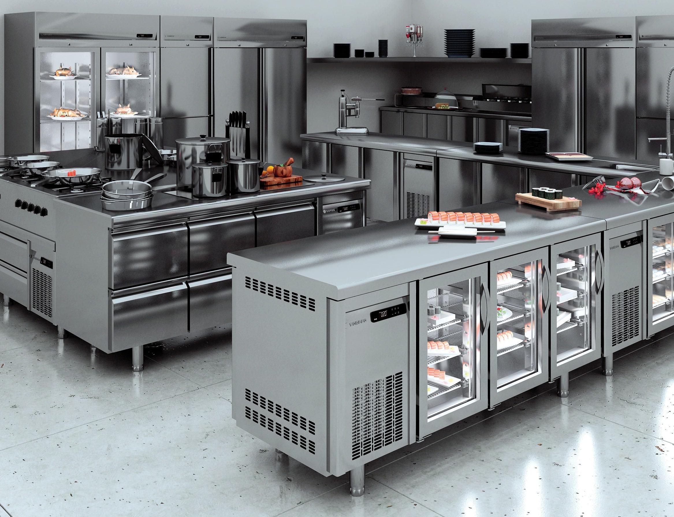 Возможности и плюсы холодильных столов
