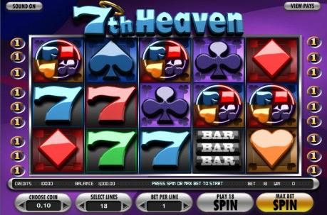 Ігровий автомат Surprising 7 в казино