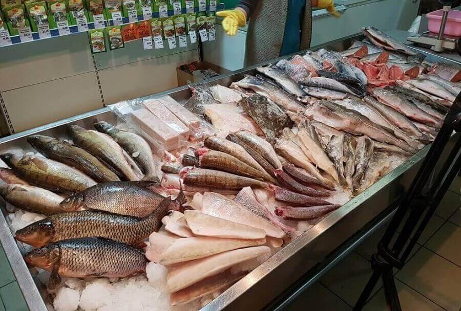 Где в Киеве купить свежую рыбу и морепродукты? thumbnail